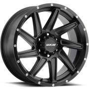 MKW M97 Satin Black Wheels