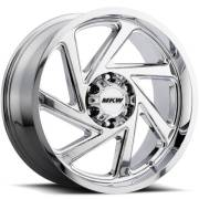 MKW M98 Chrome Wheels