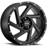 MKW M98 Satin Black Wheels