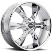 MKW M119 Chrome Wheels