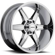 MKW M89 PVD Chrome Wheels
