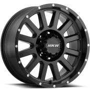 MKW M96 Satin Black Wheels