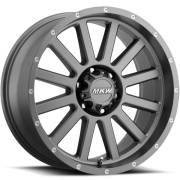 MKW M96 Satin Grey Wheels