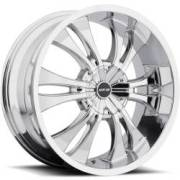 MKW M114 Chrome Wheels