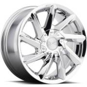 MKW M115 Chrome Wheels