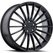 MKW M116 Satin Black Wheels