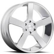 MKW M117 Chrome Wheels
