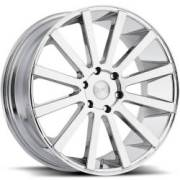 MKW M118 Chrome Wheels