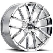 MKW M123 Chrome Wheels