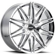 MKW M124 Chrome Wheels