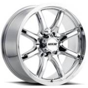 MKW M202 Chrome Wheels
