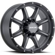 MKW M202 Satin Grey Wheels