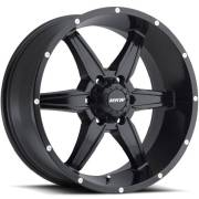 MKW M89 Satin Black Wheels