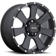 MKW M90 Satin Black Wheels