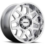 MKW M92 Chrome Wheels