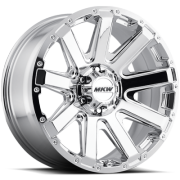 MKW M94 Chrome Wheels