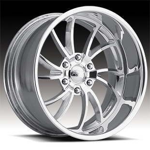 Pro Wheels Twisted SS 6