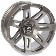 XHD Wheels Gun Metal Wheels
