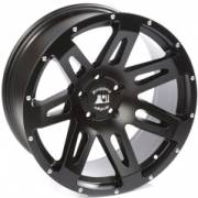 XHD Wheels Satin Black Wheels