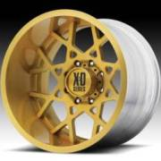 XD Forged Series XD403 2-PC Custom Gold